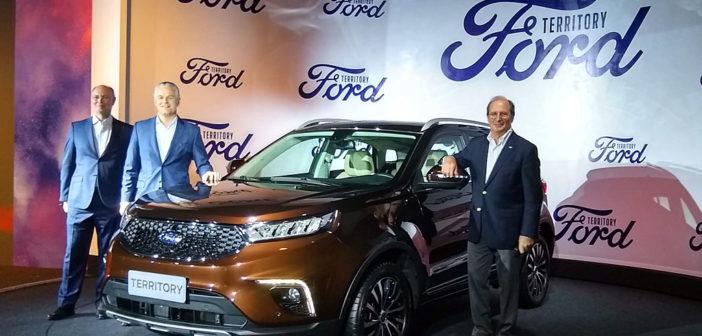 Gabriel López, presidente de Ford Argentina: «El Territory es un Ford, no importa donde fue fabricado»