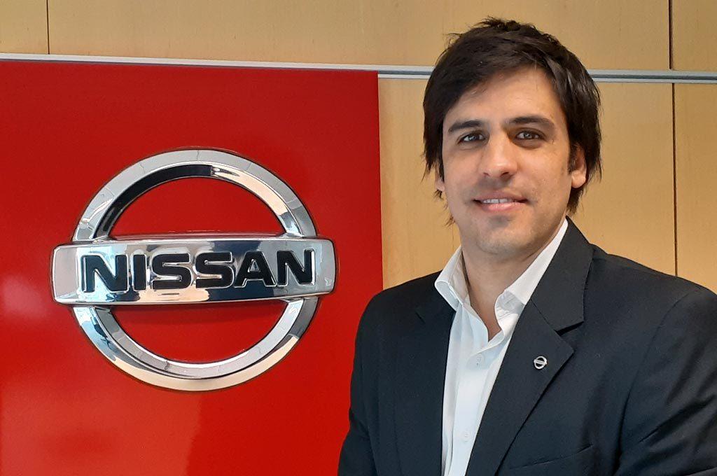 Pablo Marcó - Nissan Argentina