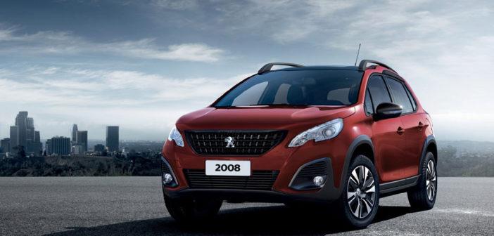 Argentina: se presentó la renovación del Peugeot 2008 con precios desde $883.840