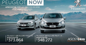 Peugeot Now