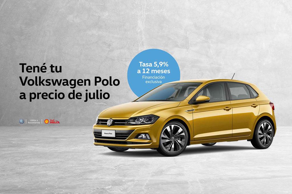 VW Polo financiación