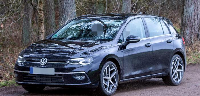 Volkswagen tendrá nuevo logo: el Golf VIII será el modelo que lo estrene