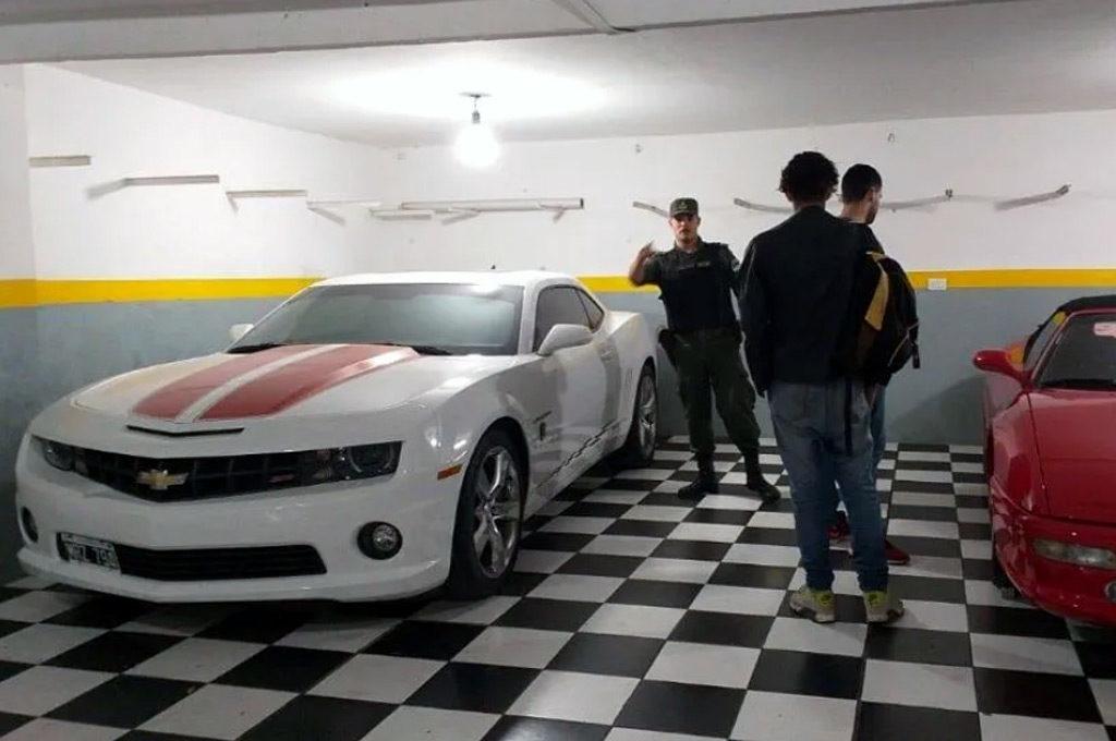 Camaro SS - Clan Loza