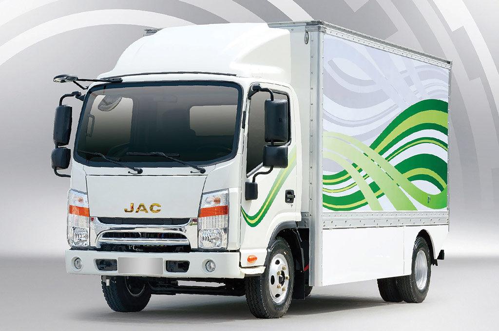 JAC iEV1200T