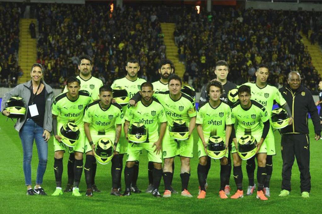 Peñarol Gonchi Rodríguez