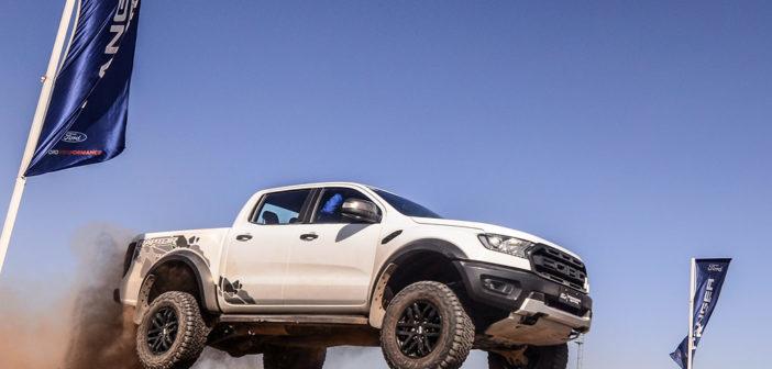 Así es la Nueva Ford Ranger Raptor que se lanzó en Argentina