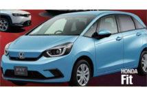 Nuevo Honda Fit 2020