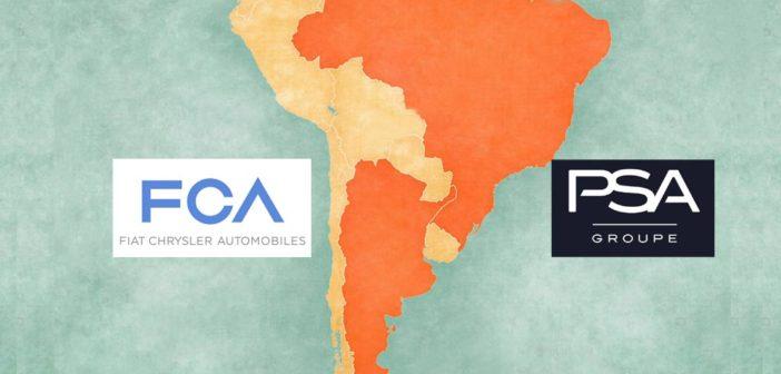 Cómo impactaría la alianza PSA-FCA en Argentina y Brasil: así es el mapa industrial actual