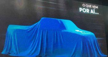 Teaser de pick-up de PSA en Fenatran