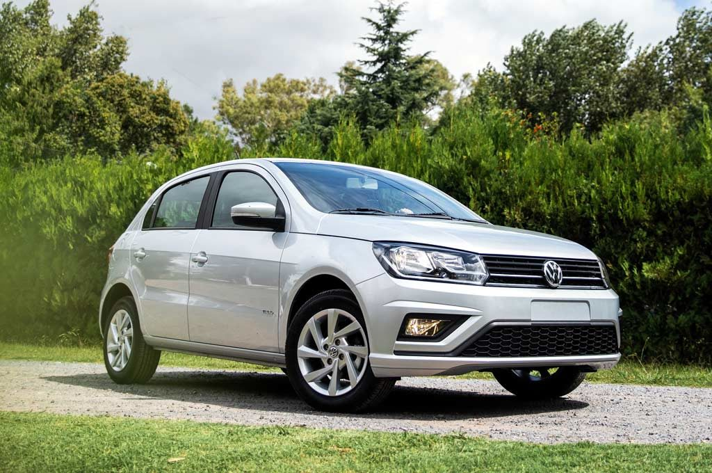 VW Gol Trendline 2019