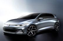 Teaser oficial del VW Golf VIII