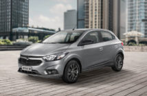 Chevrolet Onix Joy Black
