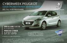 Cyber Week Peugeot