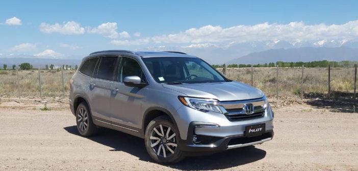 Argentina: Honda anunció la llegada de la Nueva Pilot, su SUV de ocho plazas