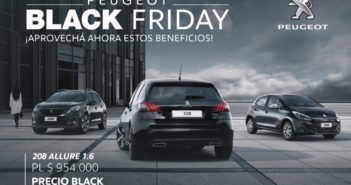 Peugeot Black Friday 2020
