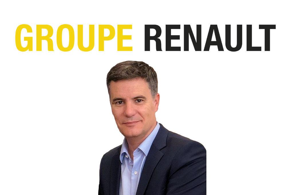 Pablo Sibilla, Renault Argentina