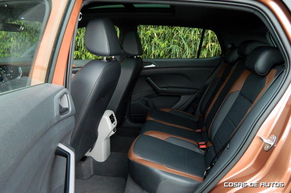 Test Volkswagen T-Cross - Foto: Cosas de Autos