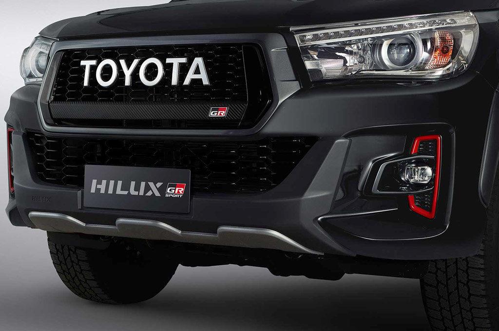 Toyota Hilux GR Sport V6