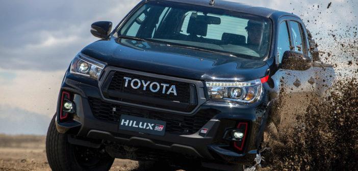 Argentina: Toyota presentó la nueva Hilux GR Sport que incluye una versión V6