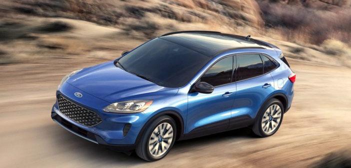 Ford anticipó el arribo de la Nueva Kuga: llega en febrero desde EE.UU. y en versión híbrida