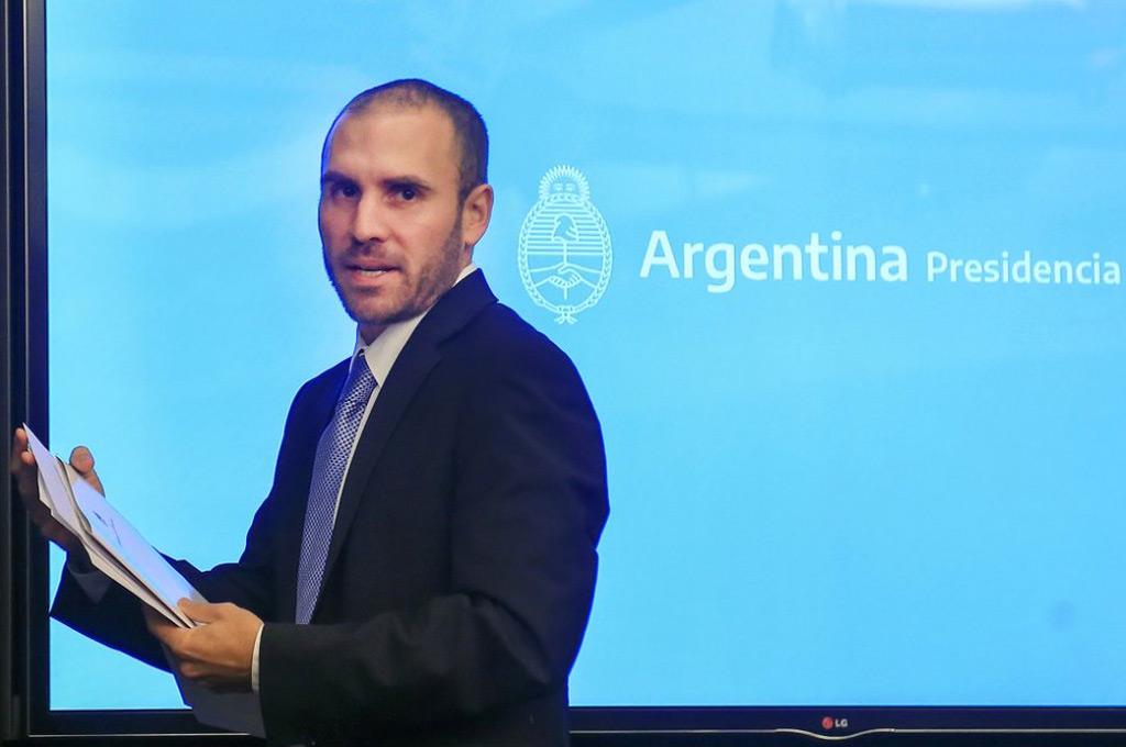 Martín Guzman, ministro de Economía