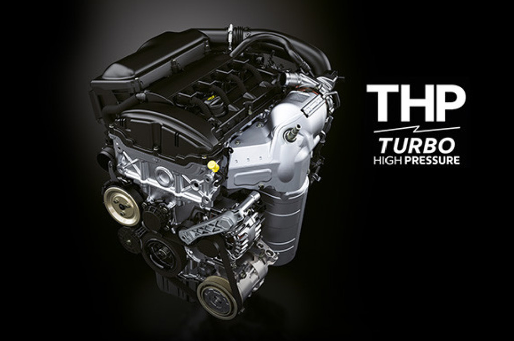 Motor THP del Nuevo Peugeot 2008