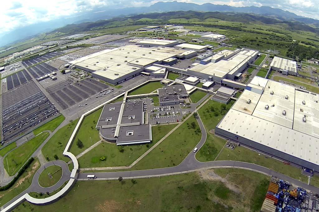 PSA - Planta de Porto Real, Brasil