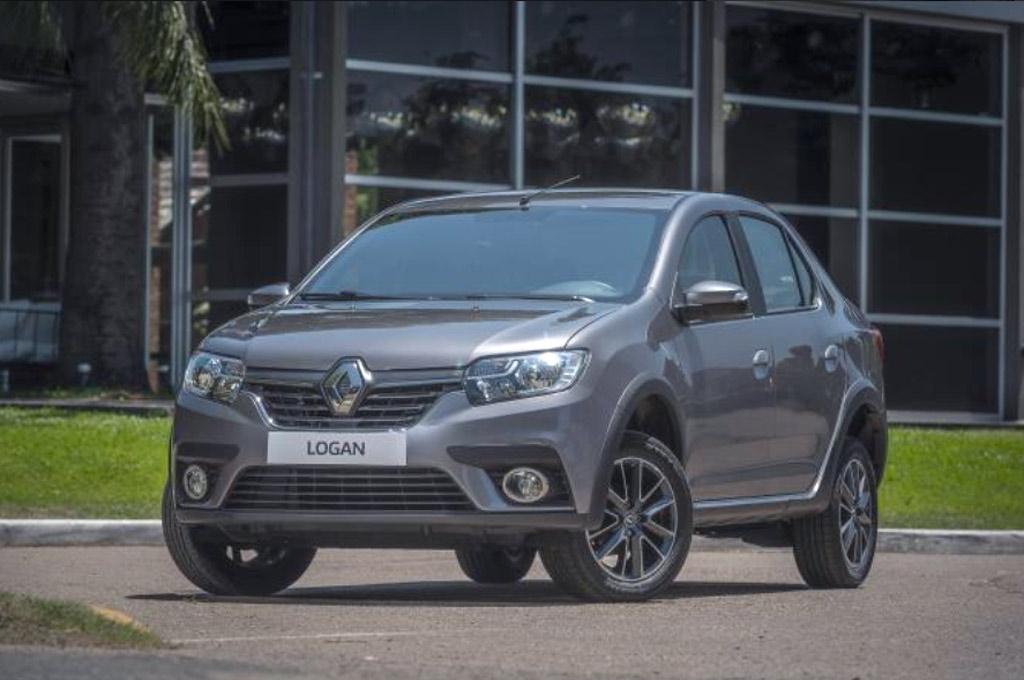 Nuevo Renault Logan CVT 2020
