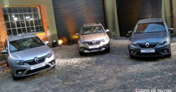 Nuevos Renault Logan Sandero 2020