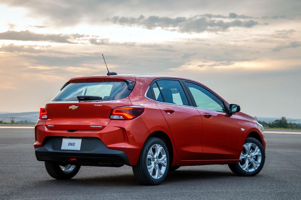 Nuevo Chevrolet Onix Premier