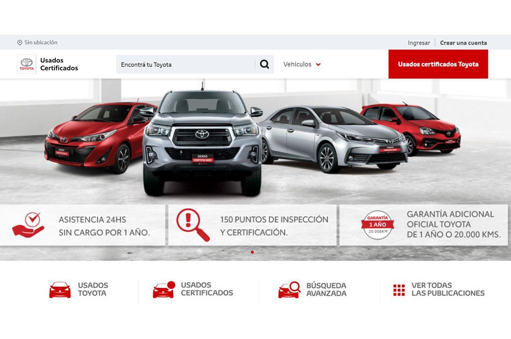 Toyota Usados