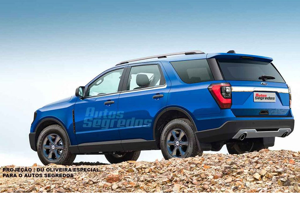 Ford Everest 2022