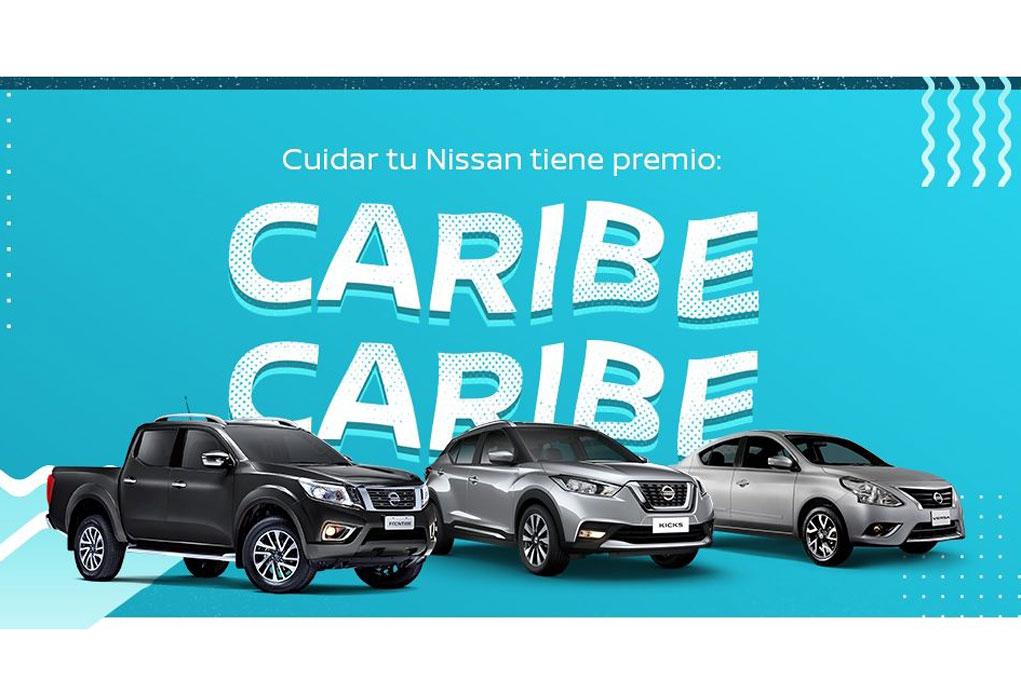 Nissan Posventa Caribe