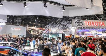 Toyota en el Salón de San Pablo 2018