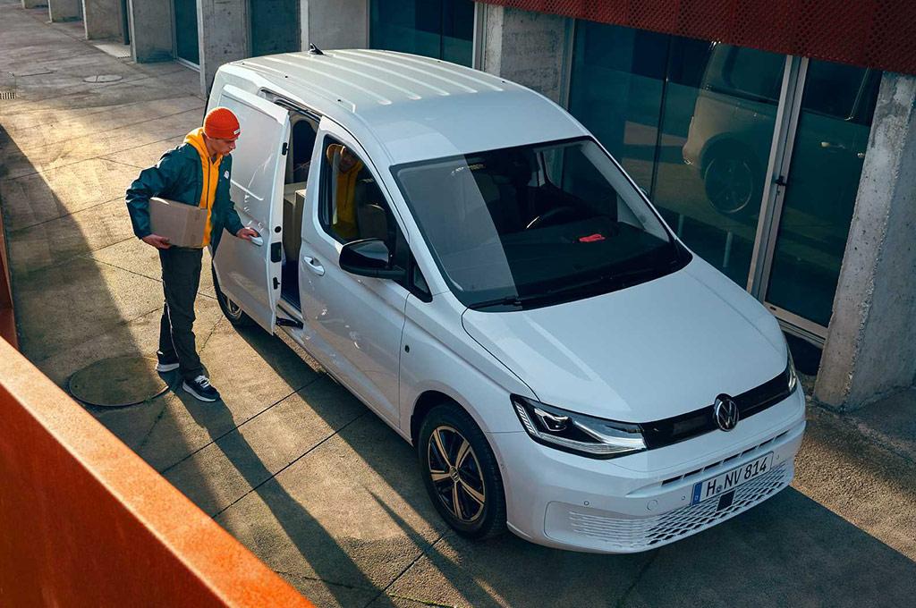 Nuevo VW Caddy Cargo