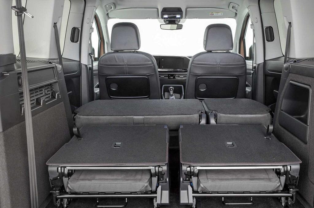 Nuevo VW Caddy Kombi