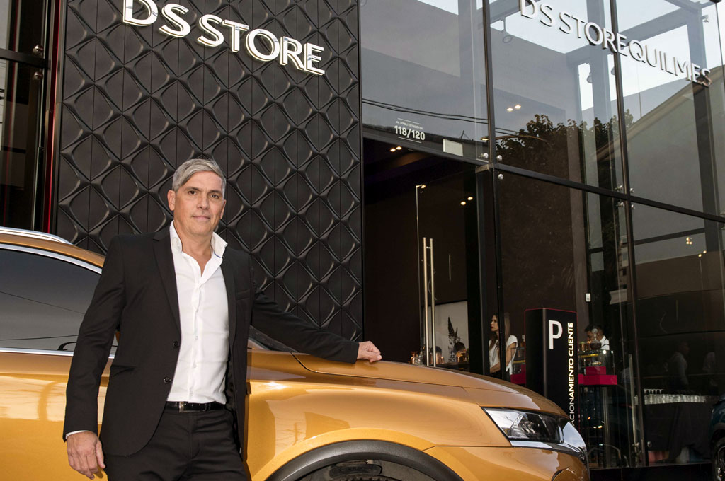 Gonzalo Cassina, director de DS Argentina