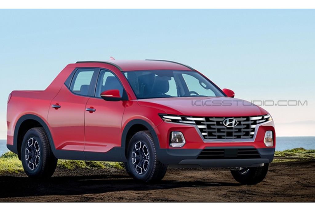 Hyundai SantaCruz render