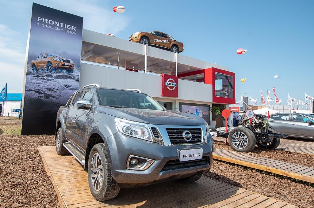 Nissan Frontier en ExpoAgro