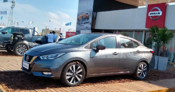 Nuevo Nissan Versa en ExpoAgro