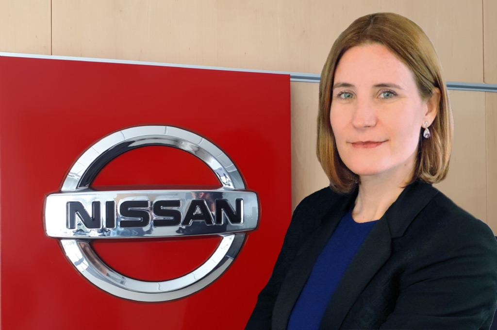 Alejandra Fehrmann - Nissan