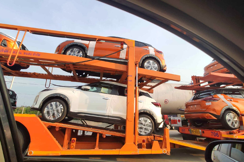 Nuevo Nissan Kicks - Foto: Headlightmag