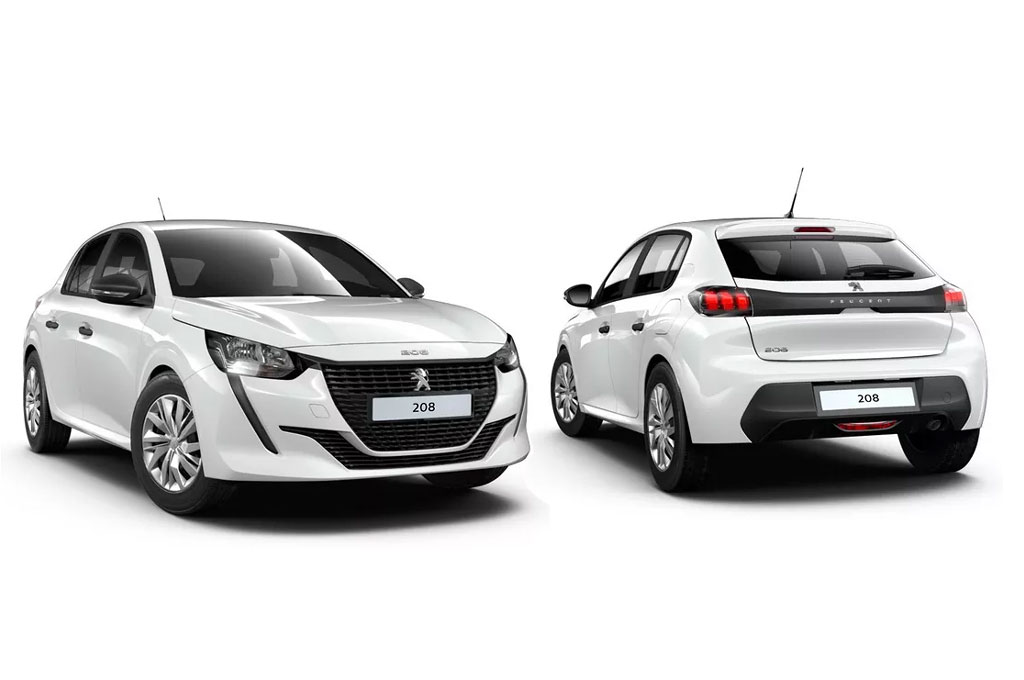 Nuevo Peugeot 208 base