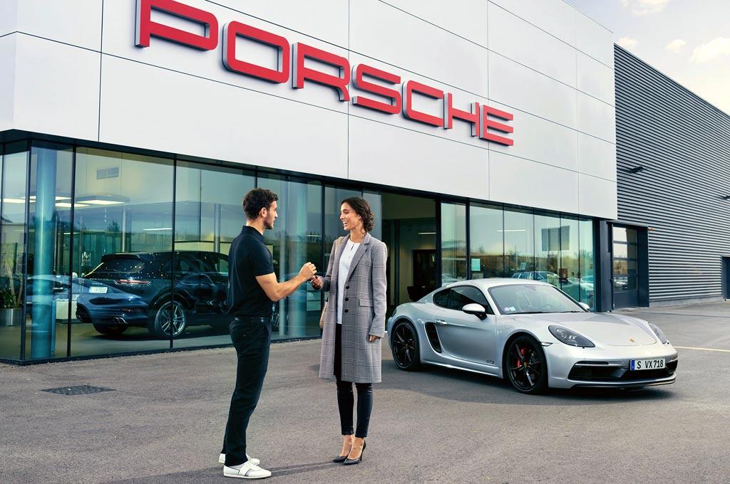 Ventas Porsche 2020