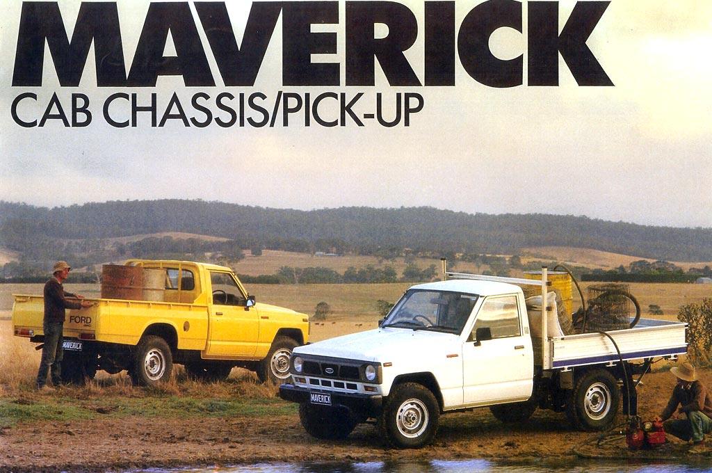Ford Maverick Australia