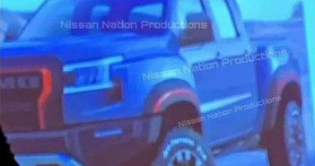 Nissan Frontier Nismo