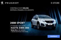 Peugeot 2008 financiación