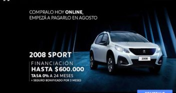 Peugeot 2008 financiación