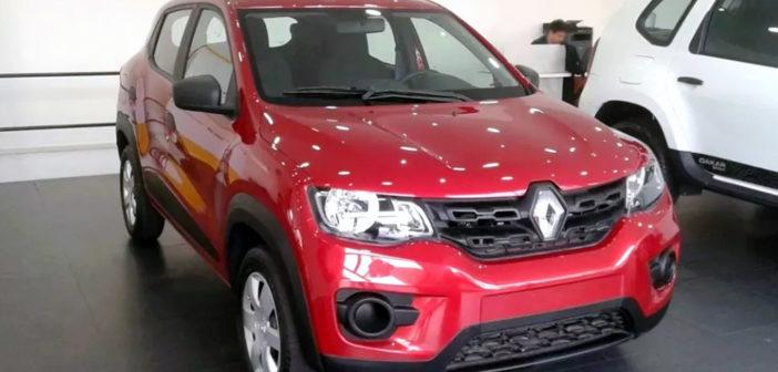 Argentina: en mayo el Renault Kwid a precio especial bonificado de $599 mil