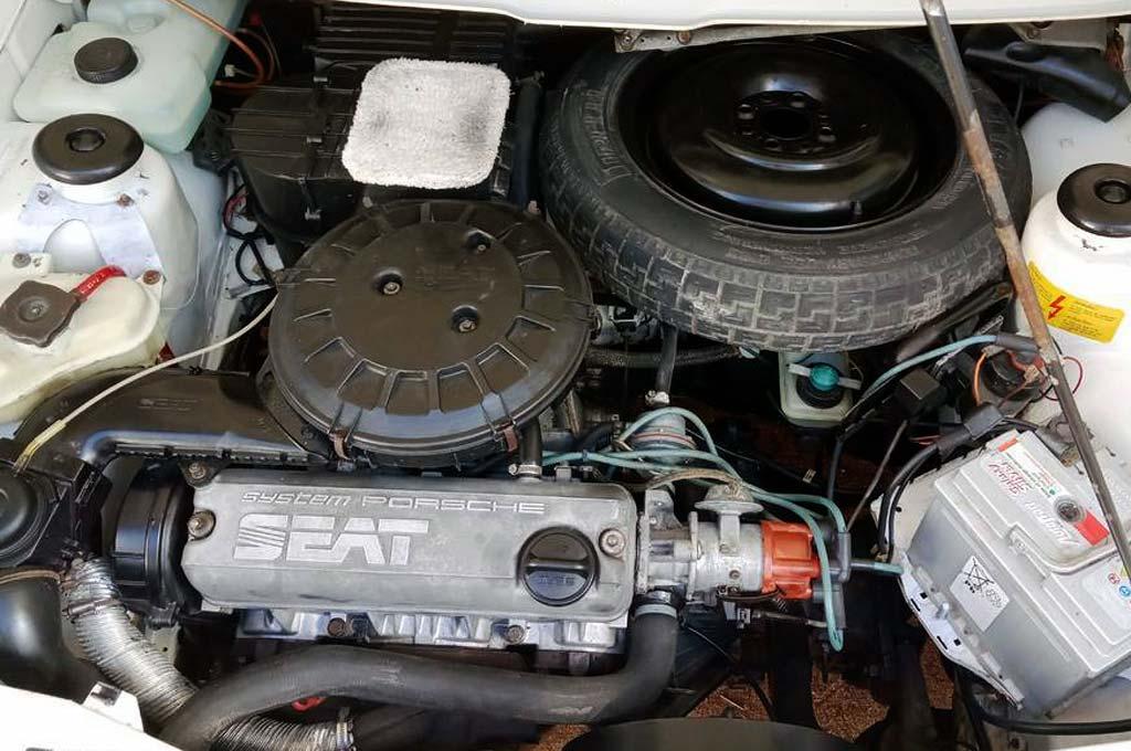 Seat Ibiza System Porsche